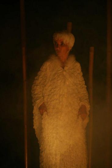 La femme neige